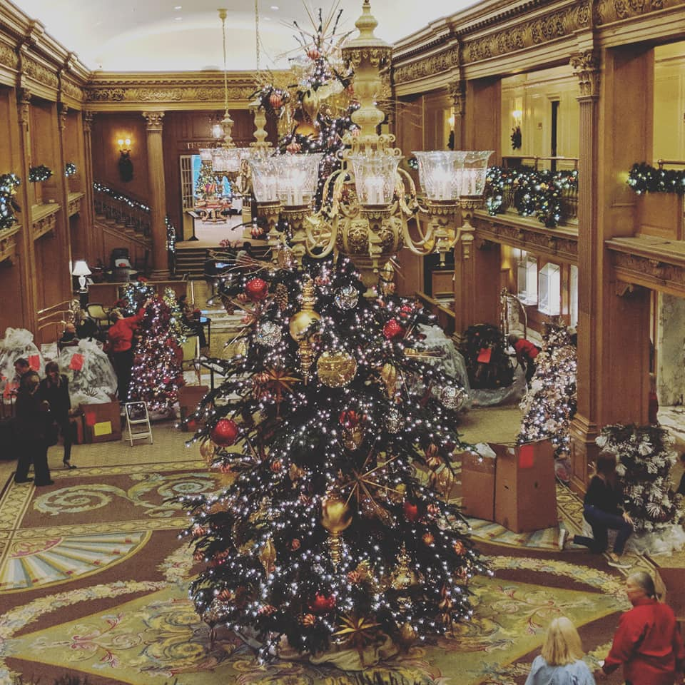 Christmas Activities Seattle.Festival Of Trees Fun Family Events And Activities In