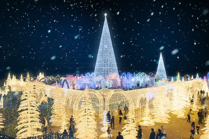 Christmas Activities Seattle.Enchant Christmas Presents Mischievous Fun Family Events